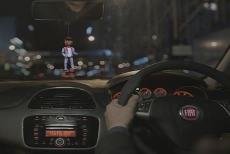 Recent Krow Communications work: Fiat