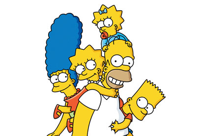 The Simpsons...new idents by Department of Health