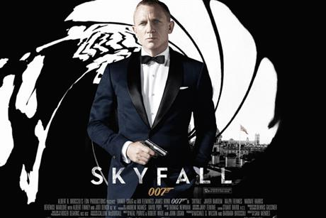 Skyfall: James Bond's new film