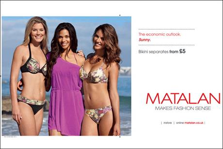 Matalan swimwear ad: complaints overruled by ASA