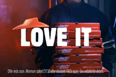 Pizza Hut: rolls out '50% off' campaign
