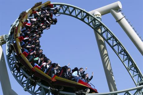 Thorpe Park: appoints AnalogFolk for a digital campaign in the spring