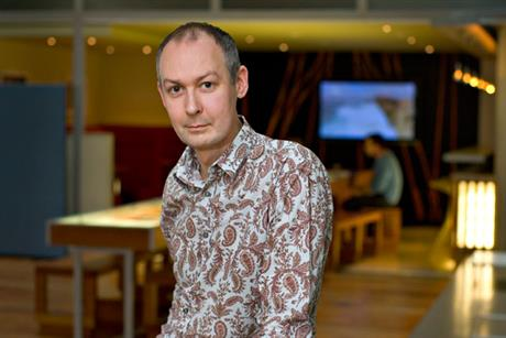 Mark Iremonger: leaving Proximity London to join iCrossing as strategy chief