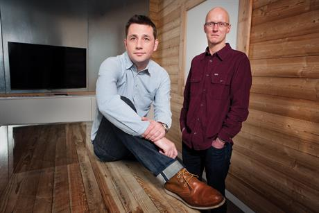 Roberts (l) and Ray: overseeing PHD's new Unilever Global Strategy Unit