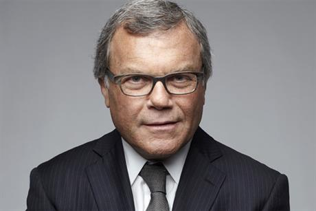 Sir Martin Sorrell: group chief executive, WPP