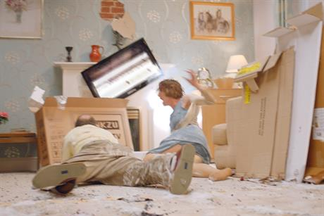 Which?: Dare created a 2012 spot for the consumer champion