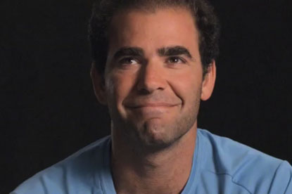 Pete Sampras...Roger Federer tribute