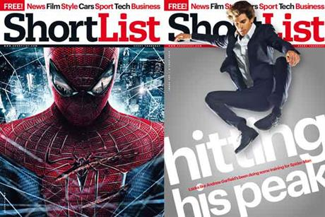 ShortList Spider-Man web wrap