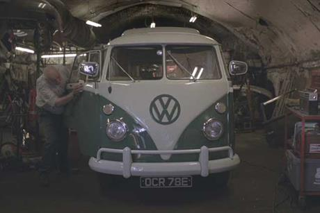Recent Iris work - Volkswagen Commercial Vehicles
