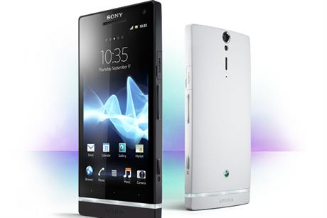 Sony Mobile: reviews UK ad account