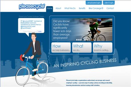 PleaseCycle: start-up was taken on by WDMP