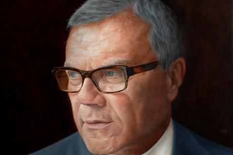 Sorrell…could not raise a smile at the prospect of global economic turmoil