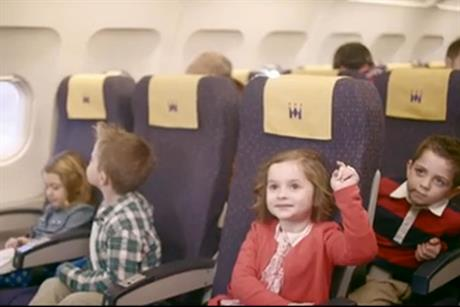 Monarch: launches its third TV ad