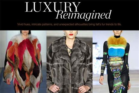 The International Fur Trade Federation: launches magazine campaign