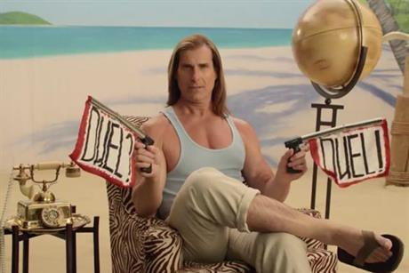 Old Spice: Fabio challenges Mustafa to a duel in viral