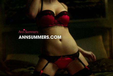 Ann Summers: unveils two versions of post-watershed TV ad campaign