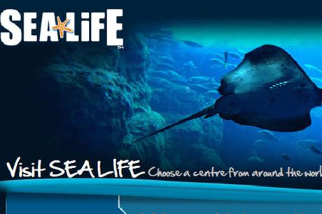 Sea Life: appoints McCann Bristol for global TV campaign