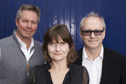 Sean Kinmont, Jane Asscher, Hamish Pringle