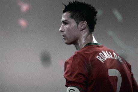 Christiano Ronaldo: football leads Nike's charge in viral ad dominance