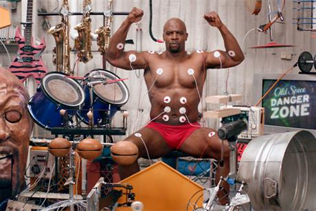 Old Spice: rolls out Danger Zone campaign