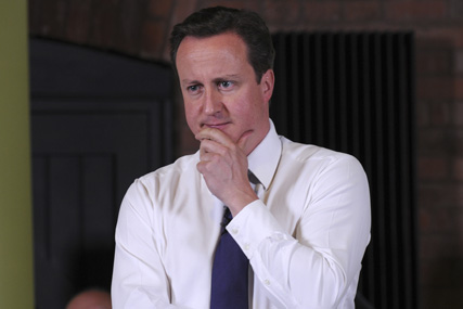 David Cameron: embracing mobile app technology