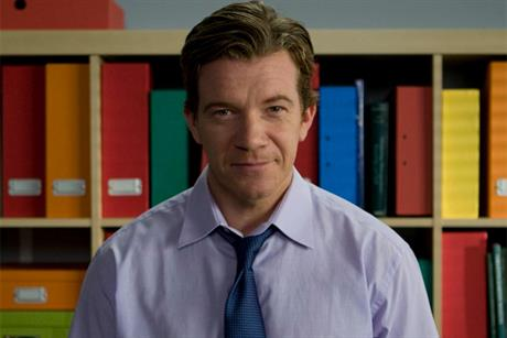 Jobsite: enlists Max Beesley for campaign shoot