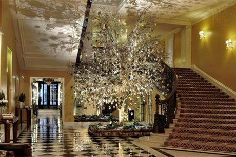 Claridge's: owner Maybourne Hotel Group appoints Hometown London to its ad account