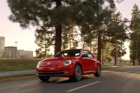 Volkswagen: unveils its Super Bowl ad