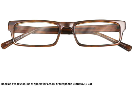 Specsavers: continuing its use of humour in latest ad