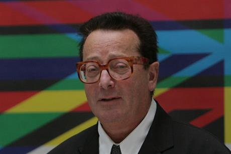 The history of advertising - 8 Maurice Saatchi's glasses