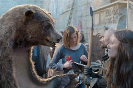 Canal+: the bear was number one in the film table with highest points ever
