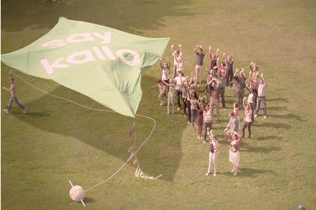 Kallo: rolls out £1m natural pleasures TV campaign