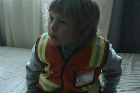 Shelter: online campaign highlights plight of homeless children at Christmas