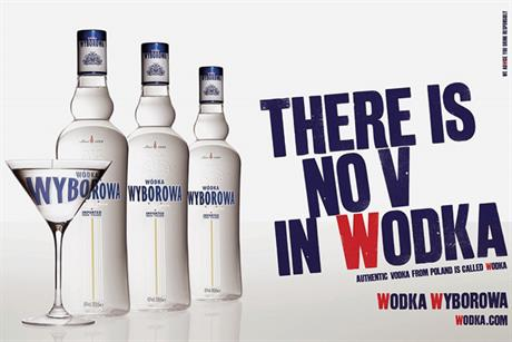 Wyborowa: Pernod Ricard vodka brands
