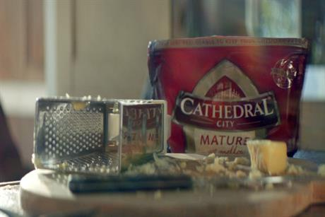 Cathedral City: to launch ad campaign for extra mature variant next year