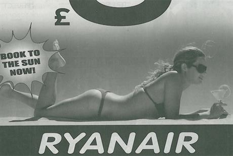 Ryanair: ads come to the attention of the ASA