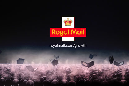 APG Creative Strategy Awards - Royal Mail 'small business campaign' by AMV BBDO