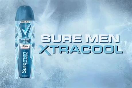 Sure: Unilever appoints R/GA to global deodorant digital brief