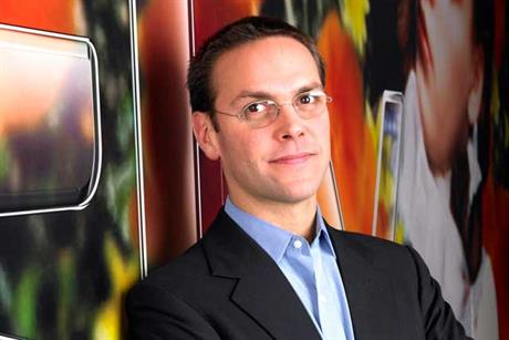 Media Lifeline: James Murdoch