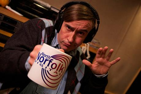 Partridge..Foster's has commissioned a second series of the character's Mid Morning Matters for its comedy website