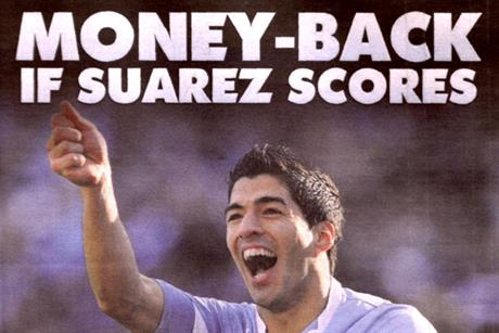 Paddy Power: Luis Suarez ad is banned by the ASA