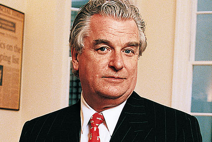 Lord Bell: Chime Communications' chairman