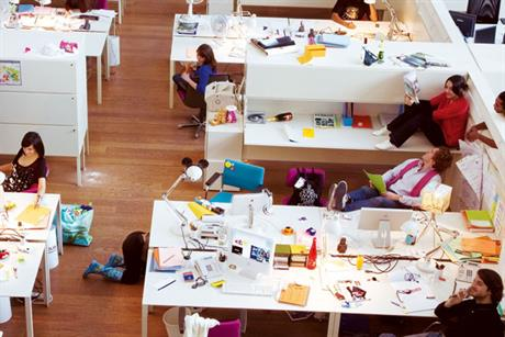 Agency offices are still perceived as an attractive place to work