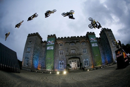 Red Bull X-Fighters: world tour