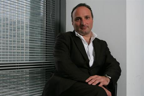 David Emin, managing director, Trinity Mirror National Sales