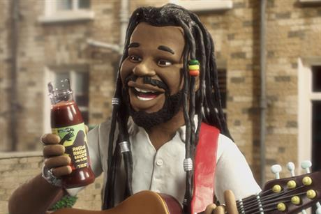 Levi Roots: 'Its so nice I had to name it twice'