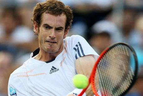 US Open winner Andy Murray
