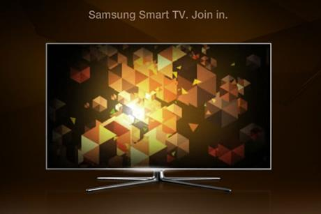 Samsung: awards BETC London brief for global digital drive for its Smart TV range