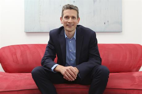 YouTube sales director Bruce Daisley