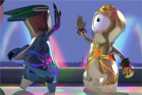 Wenlock and Mandeville: Olympic mascots created by Iris